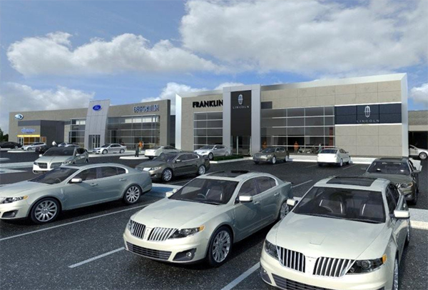 Ford Dealership Franklin >> Ford Lincoln of Franklin | Latta Structural Engineers