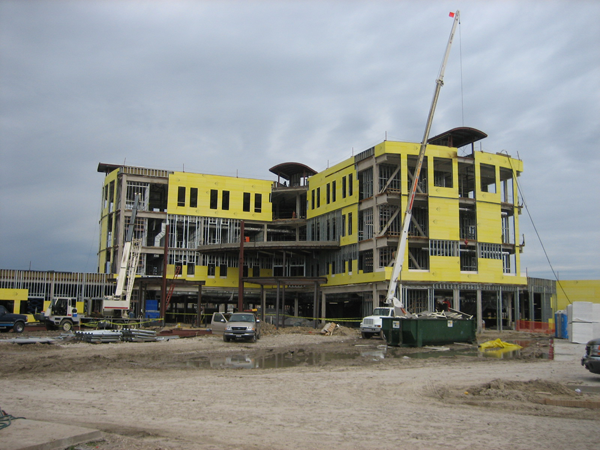 North Cypress Medical Center | Latta Structural Engineers