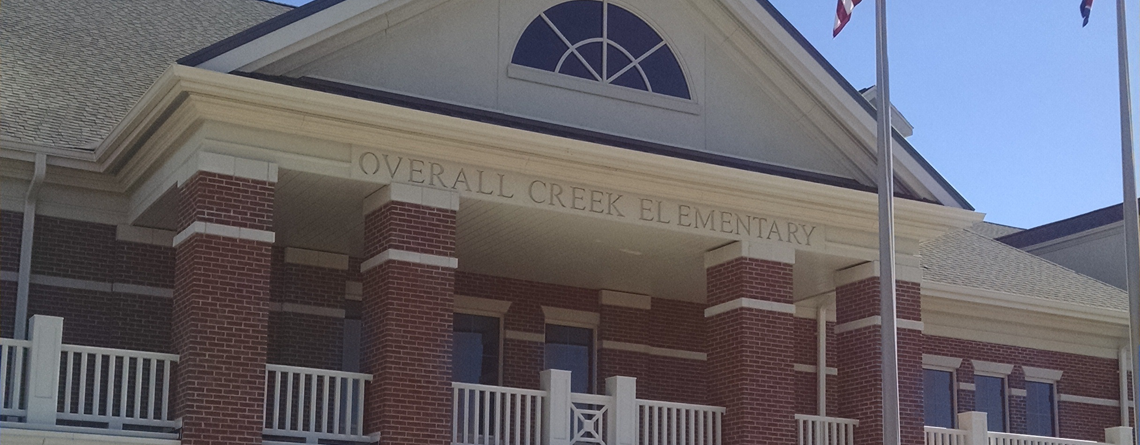 Overall Creek Elementary School